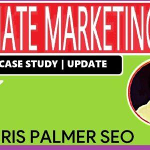 Affiliate Marketing Website - Case Study
