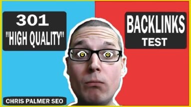 Link Building POWERFUL Backlinks SEO Test
