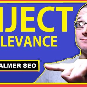 Local SEO - How To Inject Relevance For Higher Google Rankings