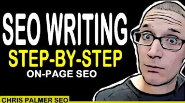On Page SEO: How to Write SEO Friendly Article