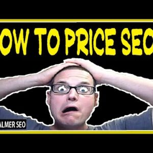 SEO Services How Much To Charge For SEO Services