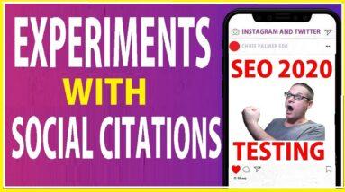 SEO Testing: How To SEO Social Media 2020