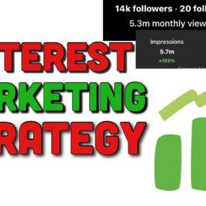 Pinterest Marketing Tips and Strategy for Beginners 2020! | Pinterest Seo Hacks