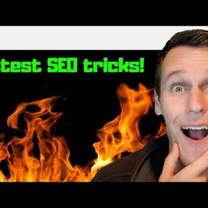 CRAZY POWERFUL whitehat seo hacks to rank number one on Google organically in 2021