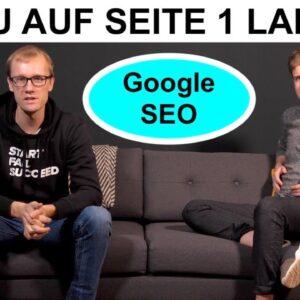 Warum du auf Google Seite 20 rankst - SEO Hacks 2020