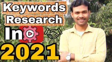 5 Free Keywords Research Tool In 2021 | Advance SEO For YouTube And Blog | #KeywordResearchTool