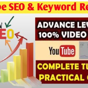 Advanced YouTube SEO & Keyword Research for YouTube 2021 | Rank YouTube Videos Higher in Search