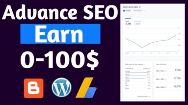 Get Free Traffic To Blogger And Wordpress Website Advance SEO Tips In Hindi